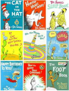 Learn how to tell stories better than Dr. Seuss himself!
