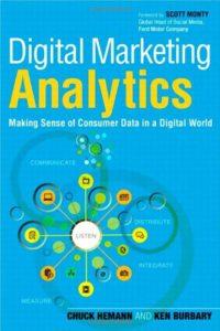 Digital marketing analytics book
