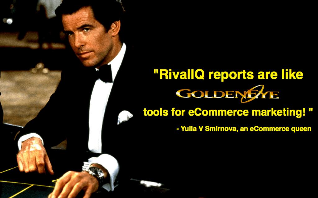 Rival IQ reports are Golden!