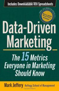 data driven marketing book