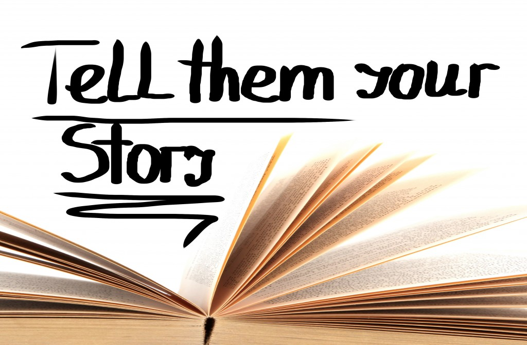 What Is Your Story? B2B content marketing