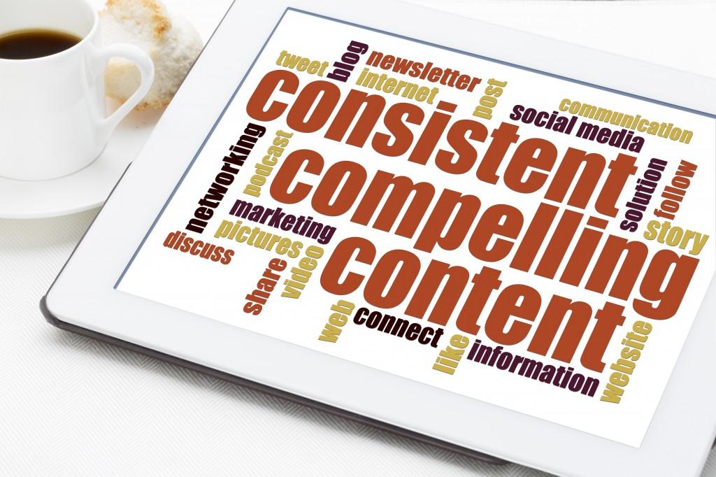 Create consistent content