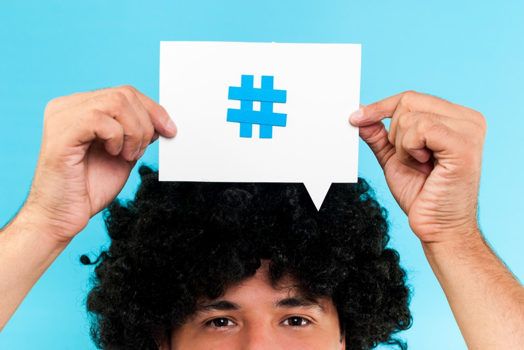 Join hashtag chats