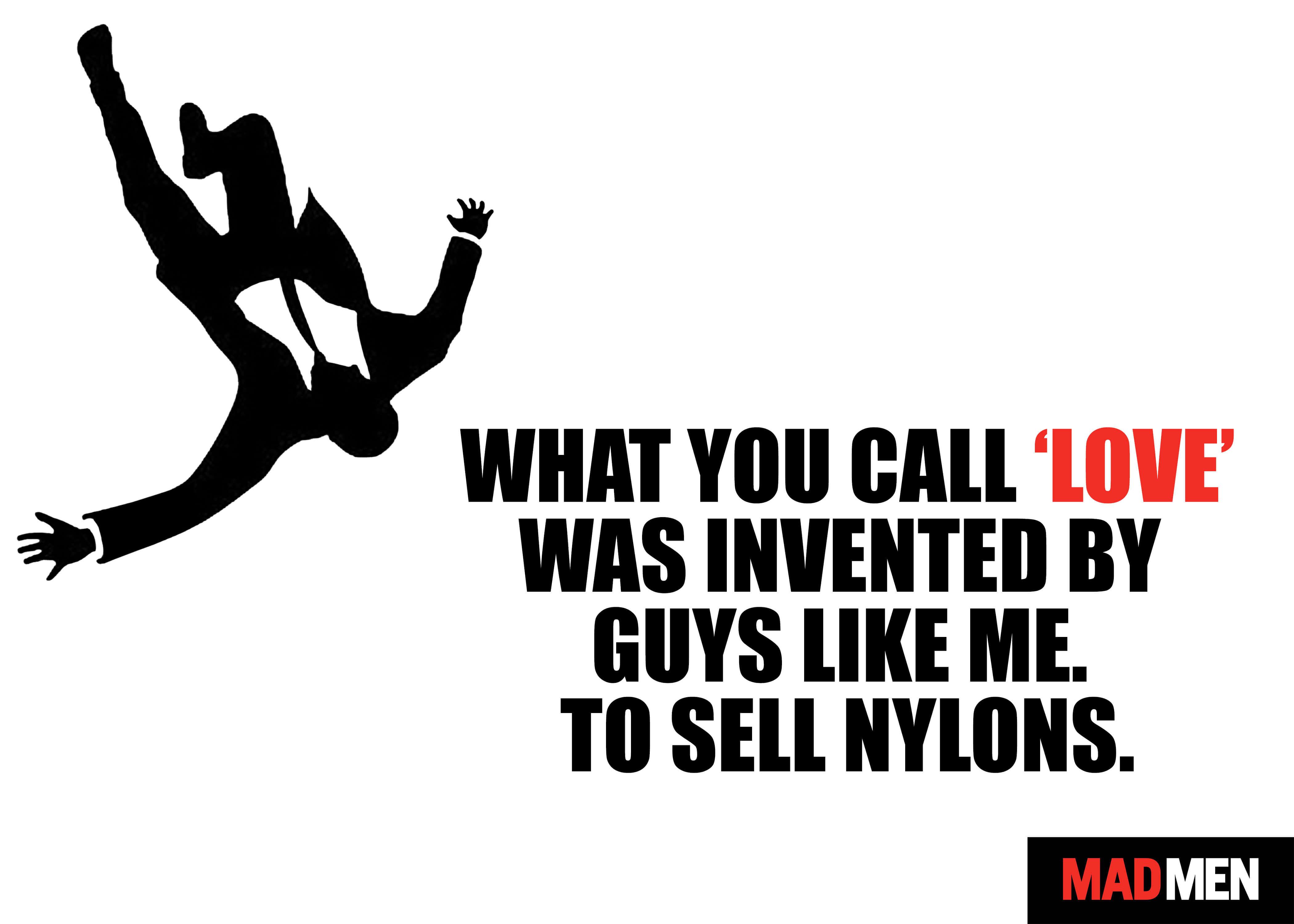 Rival IQ Mad Men Sincere Brand Message
