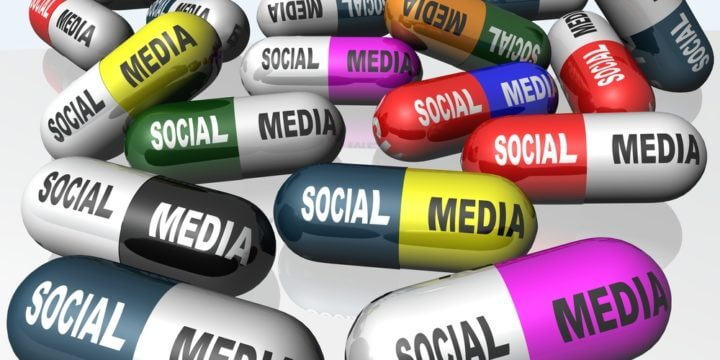 cdc social media connections