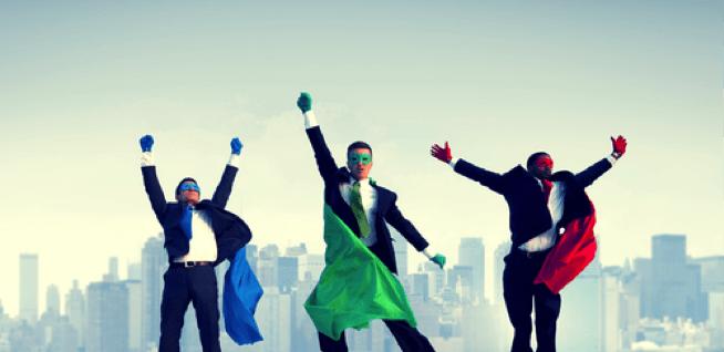 Social Media Analytics 101 Superheros