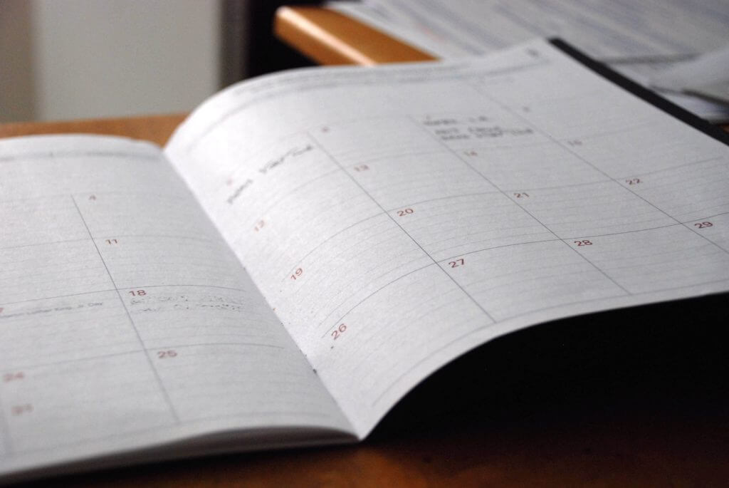 integrated editorial content calendar
