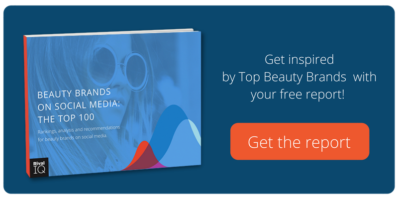 Get inspired by top beauty brands with your free report! Click here to get the report