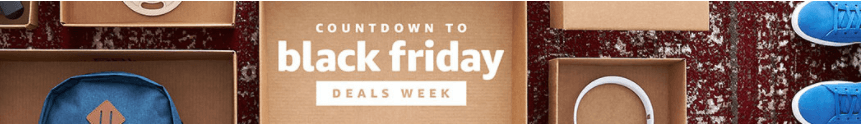 Amazon launching Black Friday deals as early as November 2
