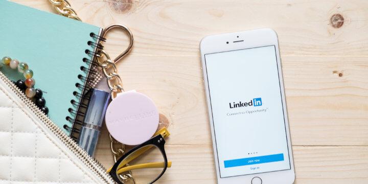 LinkedIn Insights at Rival IQ a training webinar