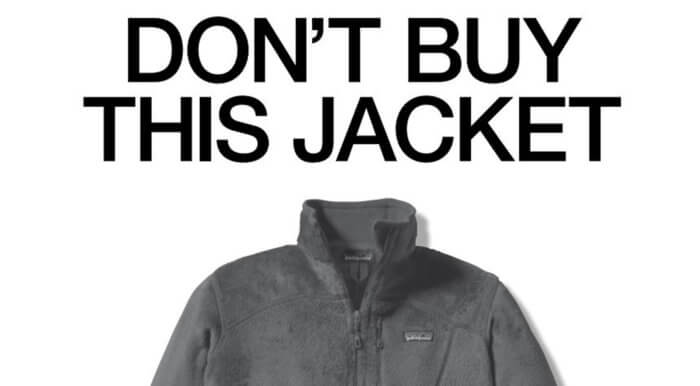 """Patagonia's recent Black Friday """"Don't Buy This Jacket"""" ad increased brand trust"""